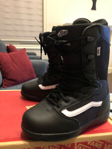 12cfd1689d Brand New Vans Snowboard Boots Never Used