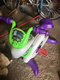 Fisher Price Smart Cycle. Brilliant educational toy. Cost £150