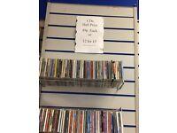 Various CD's