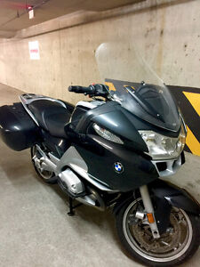 2005 BMW R1200RT--Stock, clean, loaded, fully-serviced