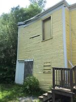 Need someone to teardown a section of a house in the north end.