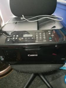 Canon printer , scanner, fax