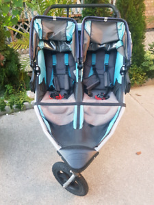 Bob revolution duallie flex double stroller