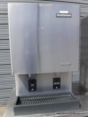 523lb Scotsman Commercial Countertop Nugget Ice Machine Maker Mdt5n25a