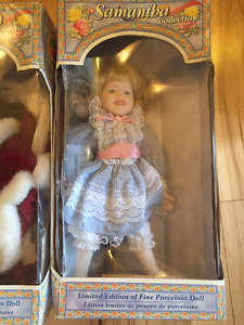 Porcelain Doll Collection