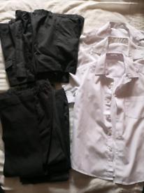 Boys 5-6 school clothes