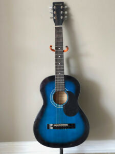 Acoustic Guitar - Denver 3/4 Size (Great for Kids)
