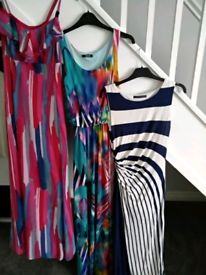 X3 full length maxi dresses m&s quiz peruna sz 8