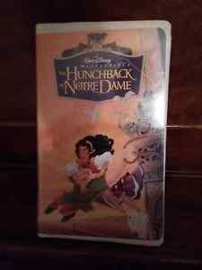 Hunchback of Notre Dame VHS London Ontario image 1