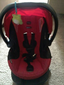 Britax Be Safe-35 $150 OBO Cambridge Kitchener Area image 1