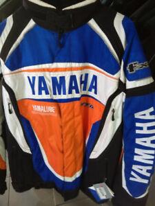 Manteau Yamaha 3 couleurs 20% de rabais!