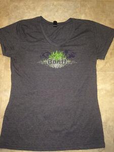 Banff T shirt Large