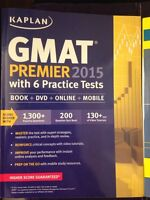 GMAT BOOKS 2015 for sale !
