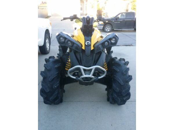 Used 2012 Can-Am Renegade Xxc