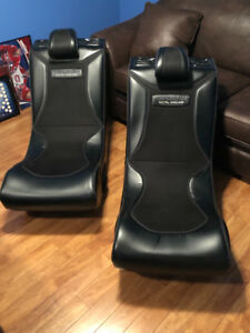 Pyramat wireless leather gaming chairs