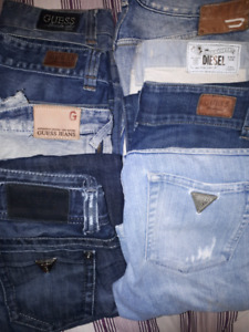 JEANS GRANDES MARQUES