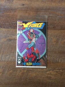 Dead pool in X force issue #2