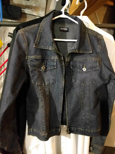 Ladies Jean Jackets