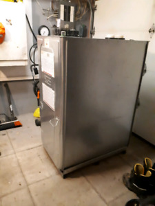 Roth indoor oil tank