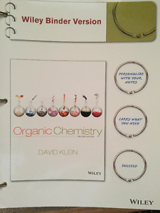 Organic Chemistry 2nd Edition by David Klein