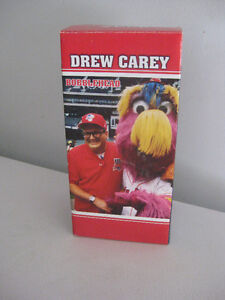 Cleveland Indians Bobblehead Drew Carey, New in Box
