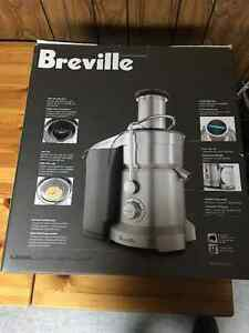 Breville Dual Disc Juice Processor BJE820XL - Not working Cambridge Kitchener Area image 2