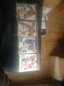 NHL 9,10,12 and 14 for PS3