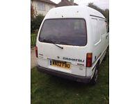 Daihatsu Hijet 1.3 16v Petrol / LPG Sooty Van Micro Van