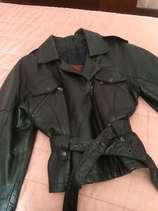 Women's Leather Jacket from the Olde Hide House