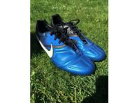 Nike football boots - size 7
