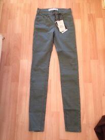 Brand new super skinny jeans size 6