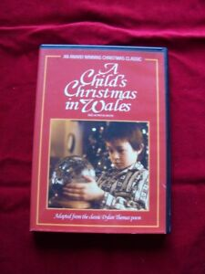 CHRISTMAS DVD A CHILDS CHRISTMAS IN WALES