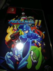 MegaMan 11 Nintendo Switch