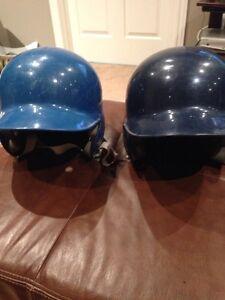 Batting helmets Kitchener / Waterloo Kitchener Area image 1