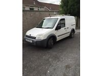 Ford transit connect t200 swb