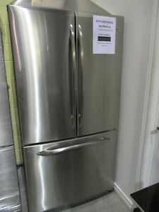 GE PROFILE REFURBISHED GORGEOUS FRIDGE $$$$SAVE$$$$