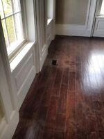 Flooring apprentice looking for more work