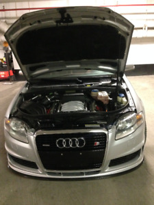 2007 Audi S4 DTM V8 Sedan- Only one for sale in Canada