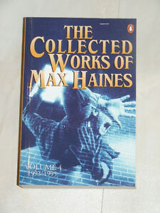Crime Stories: The Collected Works of Max Haines -- Autographed