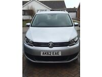 VW Touran 1.6 SE TDI 2012