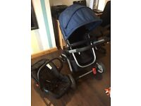 Travel system mothercare