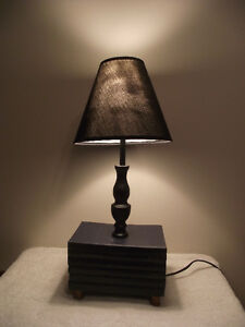 Book Lamp - Literally