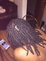 Repousse dreadlock 30$