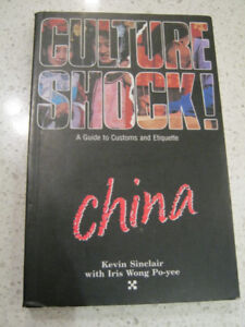 Culture Shock China by Kevin Sinclair - Paperback