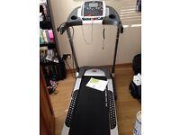 Body Sculpture Premium Treadmill BT5405