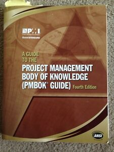 I guide to the project management body of knowledge London Ontario image 1