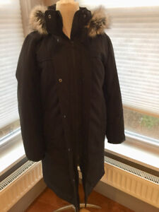Cleo Petite Down Coat size S new