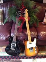 Fender & PRS !! USA made and gorgeous !!