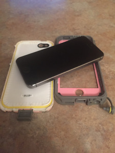 IPhone 5S 32G With LifeProof Case