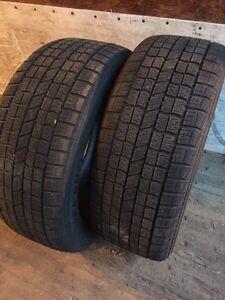 2 pneus Nankang Runsafa SN-1 HIVER 235 55 18